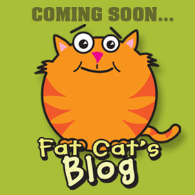 fat cat blog coming soon